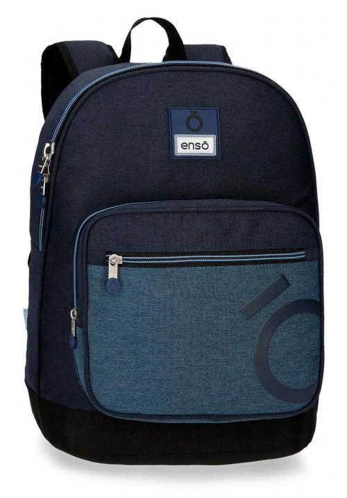 9182361 mochila portaordenador 42 cm enso blue