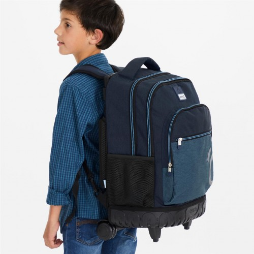 9182961 mochila compacta reforzada enso blue detalle