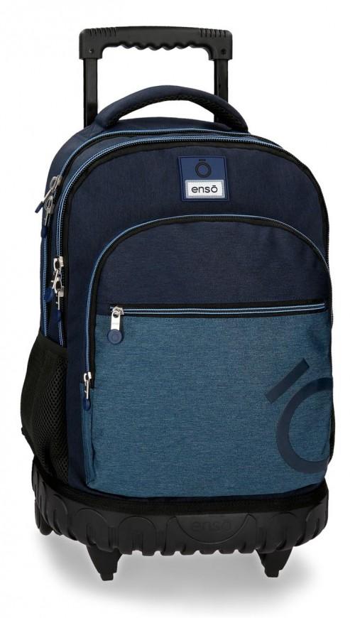 9182961 mochila compacta reforzada enso blue