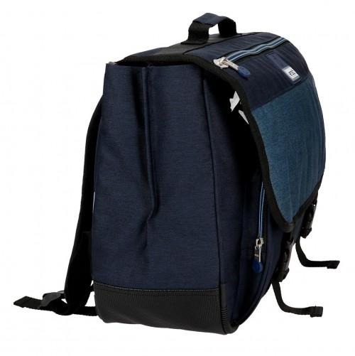 9185161 cartera-mochila enso blue lateral