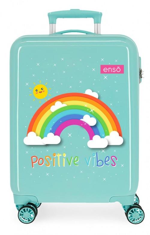 9221721 maleta cabina arcoiris enso positive vibes