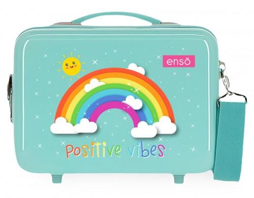 9223921 neceser arcoiris enso positive vibes