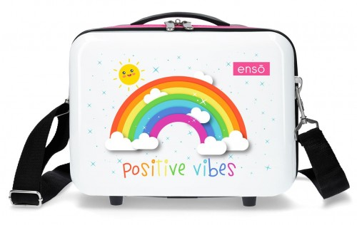 9223922 neceser arcoiris enso positive vibes