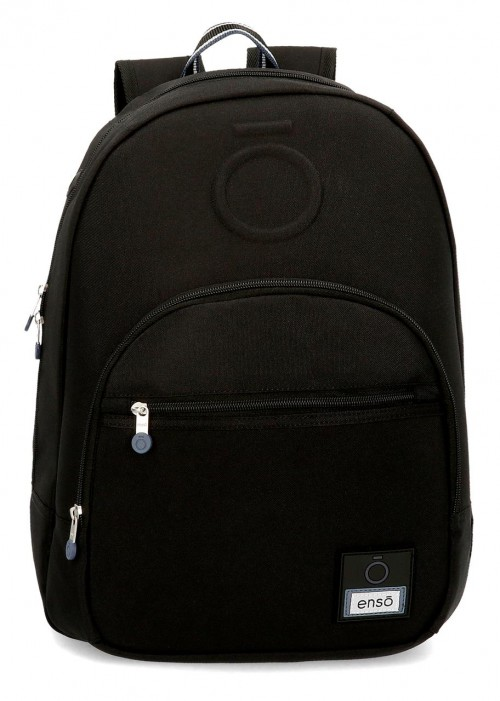 9242361 mochila 46 cm enso basic negro