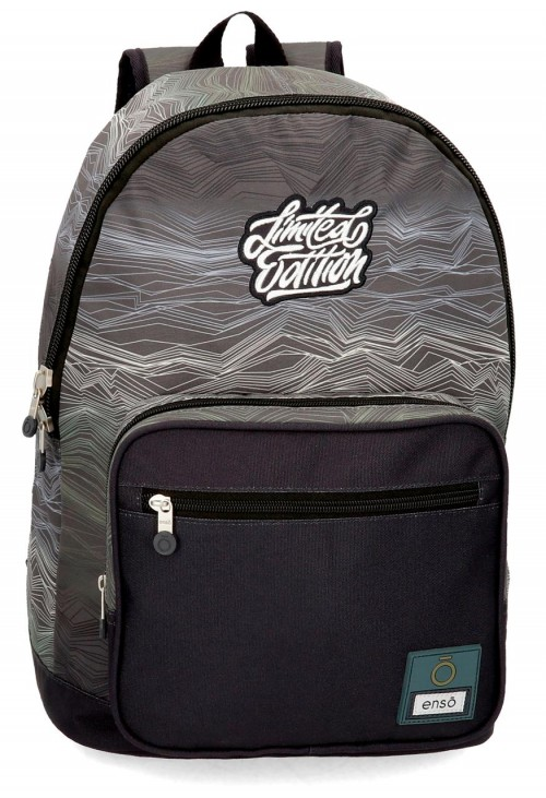 9272361 mochila 42 cm. portaordenador enso graffiti