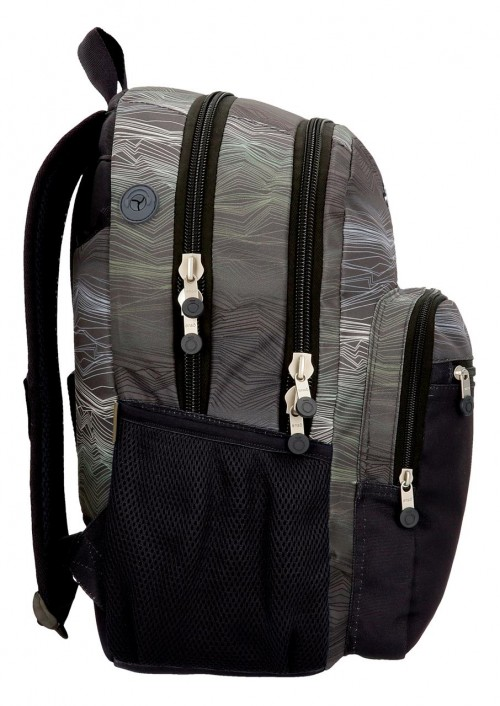 9272461 mochila 44 cm doble c. enso graffiti lateral