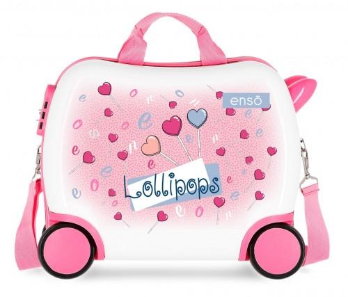 9281064 maleta infantil 41 cm enso fantasy