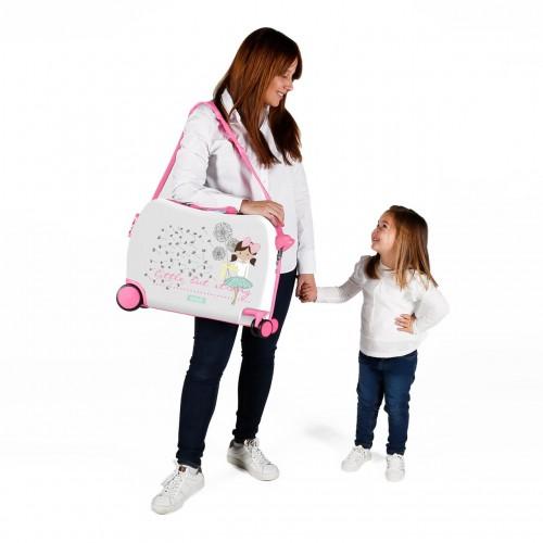 9289861 maleta infantil correpasillos enso little but strong detalle