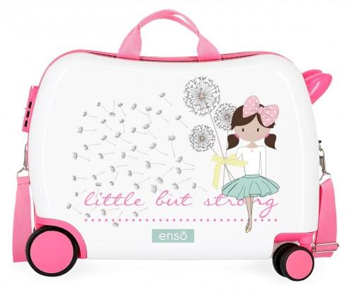 9289861 maleta infantil correpasillos enso little but strong