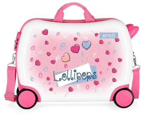 9289964 maleta infantil 50 cm enso fantasy