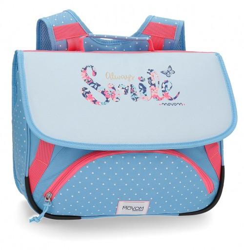 3545161 cartera-mochila movom always smile
