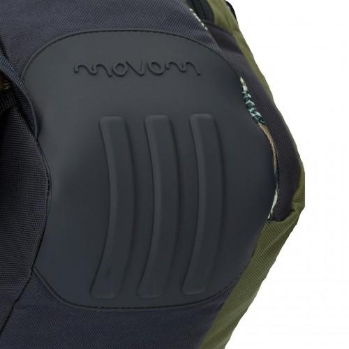 3572661 mochila 44 cm reforzada doble c. movom relax lateral reforzado
