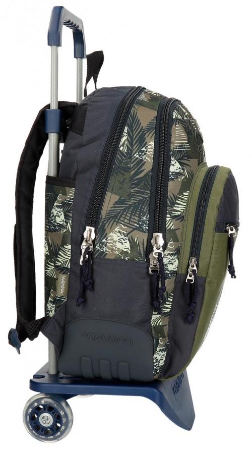 35726N1 mochila reforzada 44 cm con carro de movom relax lateral