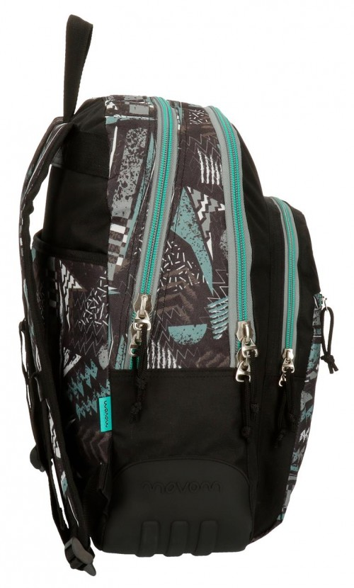 3582661 mochila 44 cm doble c. reforzada movom arrow lateral