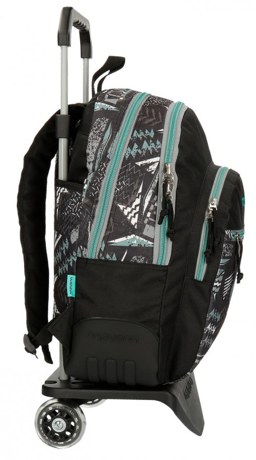 35826N1 mochila 44 cm carro reforzada movom arrow lateral