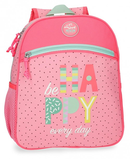3612261 mochila 33 cm movom be happy