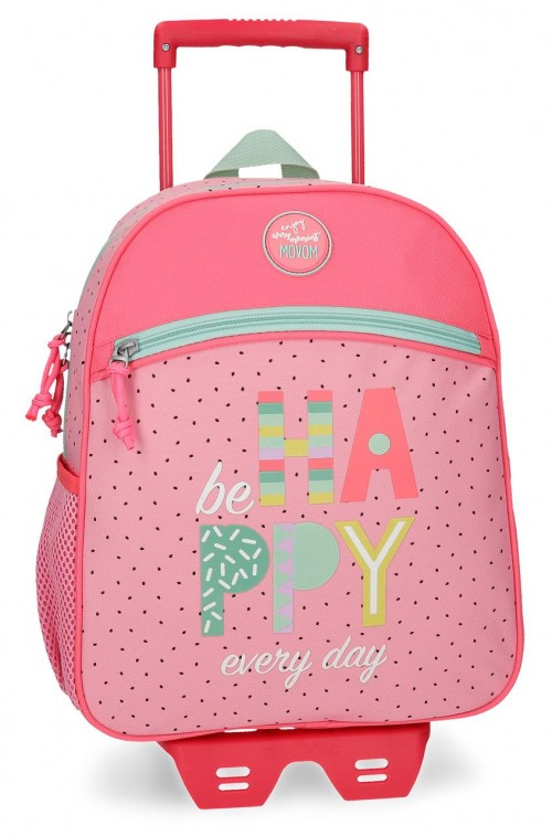 36122N1 mochila 33 cm con carro movom be happy