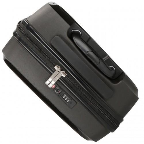 5879161 maleta cabina polipropileno movom tokyo negro  vista superior
