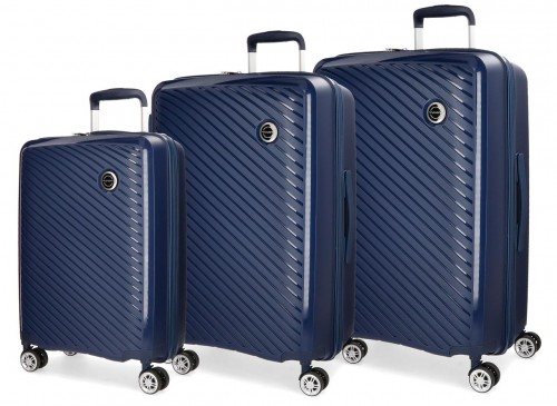 5879462 set maletas cabina + mediana + grande movom tokyo