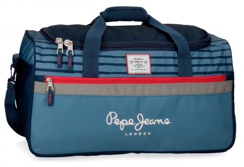 6333661 bolsa de viaje 52 cm pepe jeans yarrow