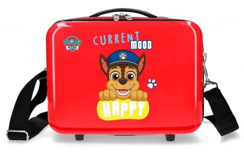 2193922 neceser patrulla canina playful en color rojo