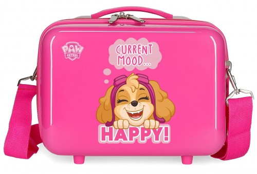 2193923 neceser patrulla canina playful en color rosa