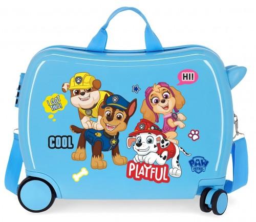 2199821 correpasillos patrulla canina playful azul