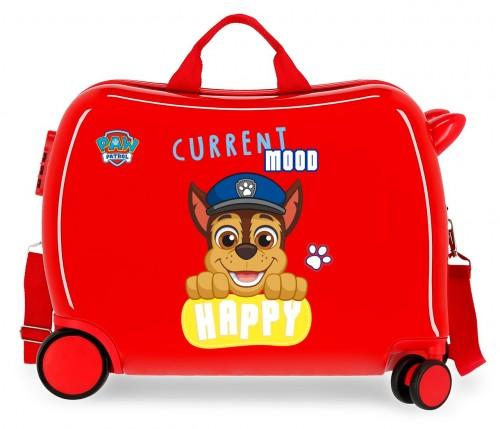 2199822 correpasillos patrulla canina playful en color rojo