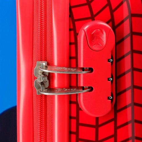 2361461 maleta cabina world mickey  cerradura de combinación
