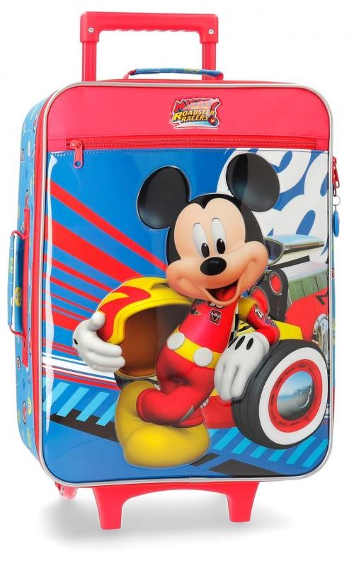 2369061 maleta infantil 2 ruedasworld mickey