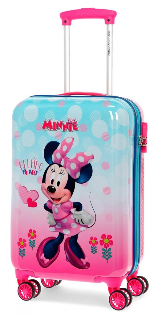 2371461 maleta cabina minnie heart