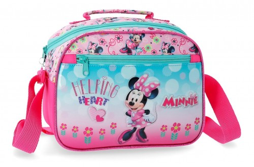 2374861 neceser bandolera adaptable minnie heart