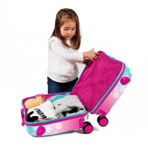 2379861 maleta infantil minnie heart detalle 2