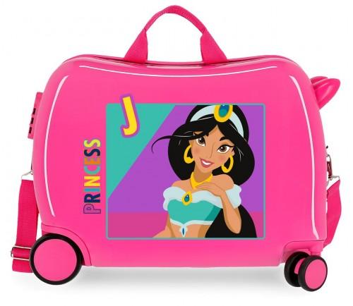 2579831 maleta infantil correpasillos attitude princess jasmine