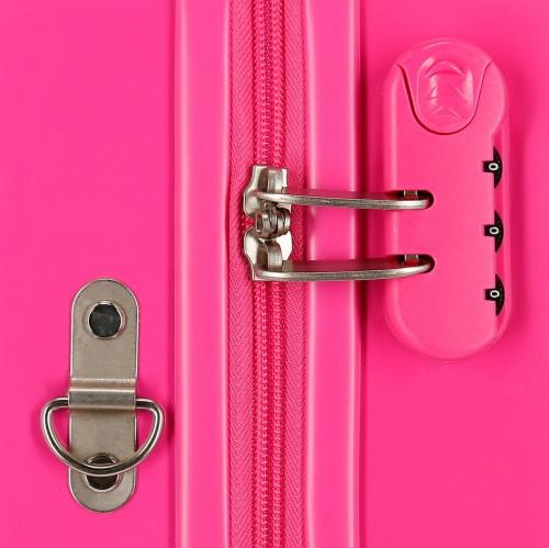 2579831 maleta infantil correpasillos a. princess jasmine cerradura combinación