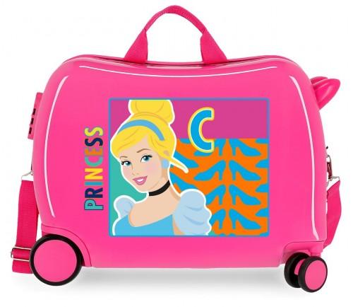 2579833 maleta infantil correpasillos attitude princess cenicienta