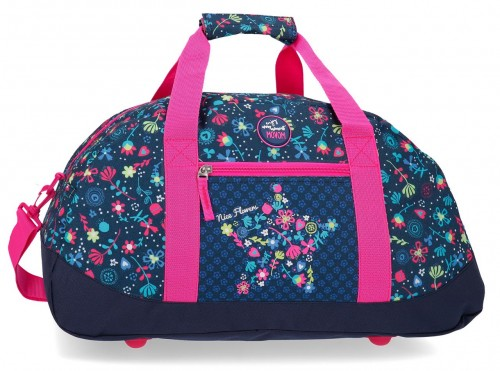 3443561 bolsa de viaje de 50 cm movom nice flowers