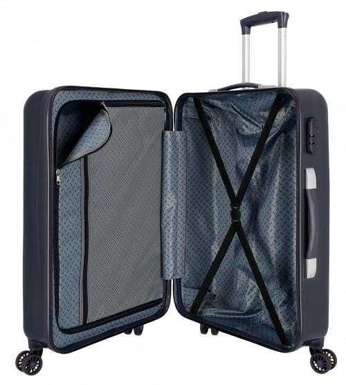 3571861 maleta mediana movom relax 4 ruedas interior