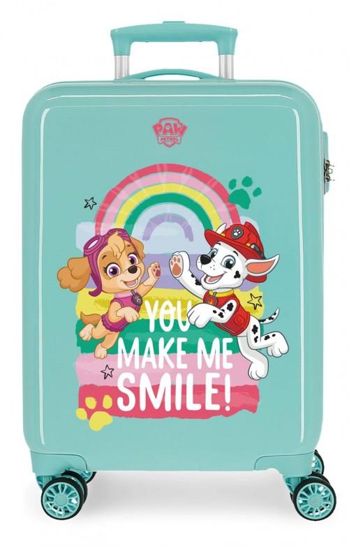 4311721 maleta de cabina patrulla canina be happy