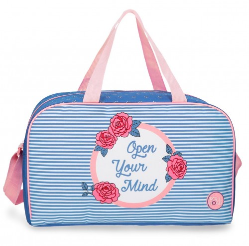 4483361 bolsa de viaje roll road rose