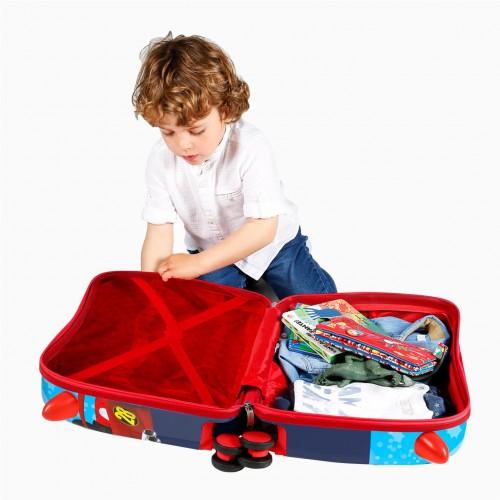 4569861 maleta infantil lets roll mickey detalle 2