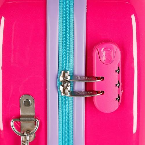 4579861 maleta infantil minnie supper helpers cerradura de combinación
