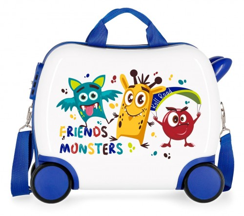 4749962 maleta infantil roll road little me friends
