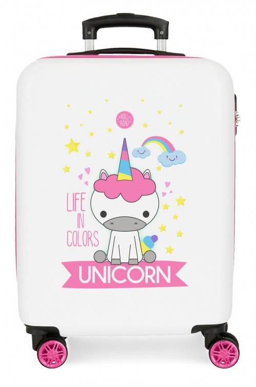 4741464 maleta cabina roll road little me unicorn
