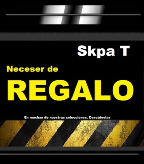 Neceser de Regalo Skpa T. Grandes Ofertas y Promociones en Mochival