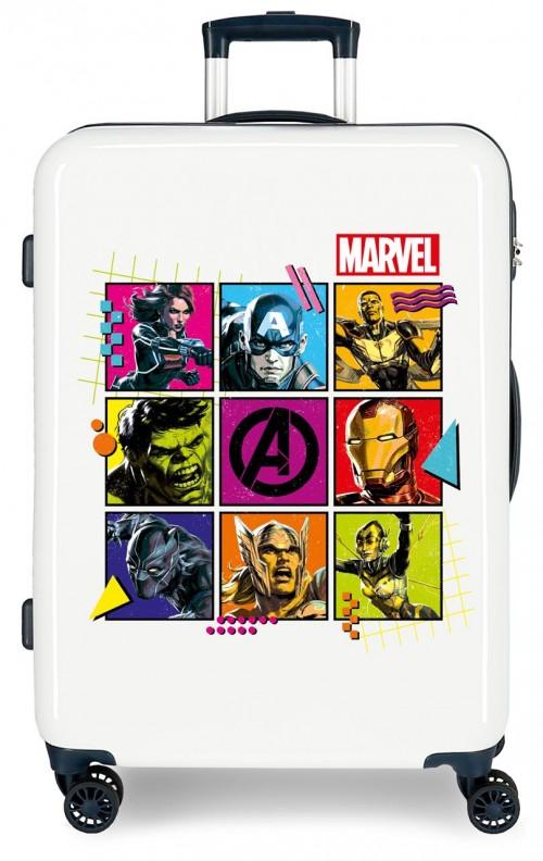 4371821 maleta mediana avengers comic