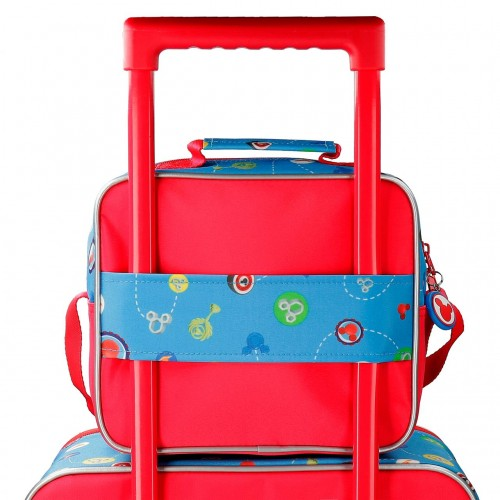 2364861 neceser con bandolera adaptable world mickey adaptable a trolley
