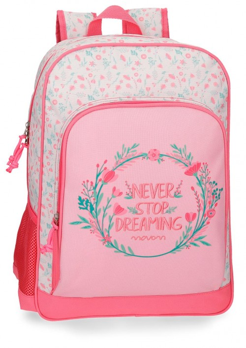 3622361 mochila 42 cm adaptable movom never stop
