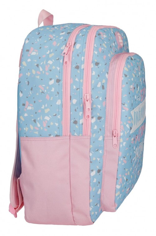 4552461 mochila 42 cm doble c. roll road dreaming