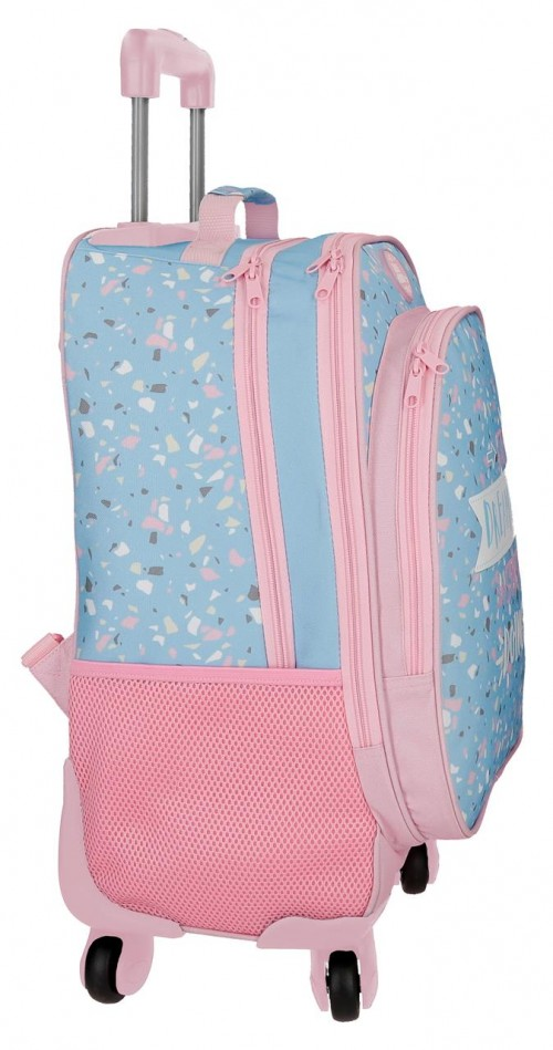 4552861 mochila 4 ruedas roll road dreaming lateral